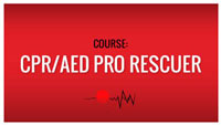 CPR/AED Pro Rescuer 4/08/20