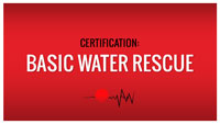 Basic Water Rescue 4/13/20